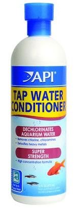 API WATER CONDITIONER 1