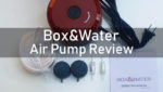 Box & Water Qa So Quiet AC Air Pump Review