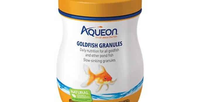Aqueon Goldfish Granule Fish Food