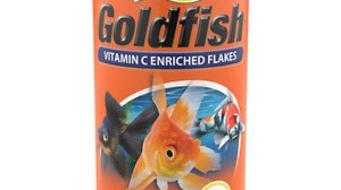 TetraFin Goldfish Vitamin C-Enriched Flake Food